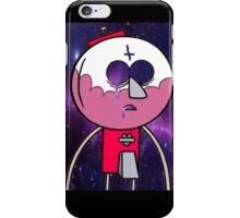 benson galaxy print iPhone Case/Skin