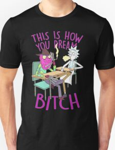 This Is How U Dream Unisex T-Shirt