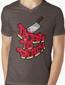 Fresh 2 death Mens V-Neck T-Shirt