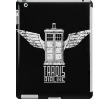 TARDIS AIRLINE iPad Case/Skin