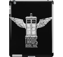 TARDIS AIRLINE iPad Case/Skin