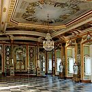 Palace Queluz - Portugal by Arie Koene