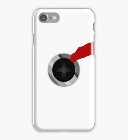 Alfred Hitchcock's Psycho! iPhone Case/Skin