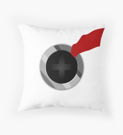 Alfred Hitchcock's Psycho! Throw Pillow