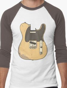 Telecaster Men's Baseball ¾ T-Shirt