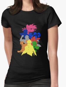The Fool (Persona 4) Womens Fitted T-Shirt
