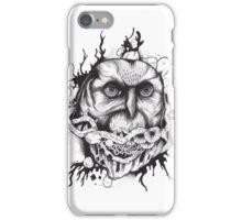 Owl's nest iPhone Case/Skin