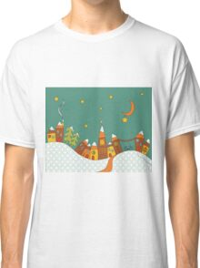 Winter Village Classic T-Shirt
