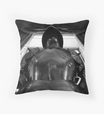 Armour Throw Pillow