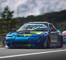 Nakagawa RPS13 Silvia by dohcresearch