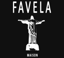 FAVELA by Adrián Pi