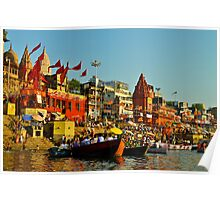 India holy river Poster