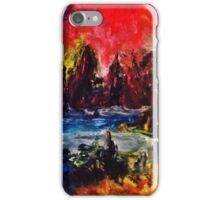 DISASTER COVE iPhone Case/Skin