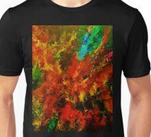 EXPLOSION OF COLOUR Unisex T-Shirt