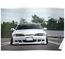 Ishi Zenki S14 Silvia Poster