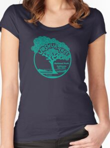 Joshua Tree National Park Women's Fitted Scoop T-Shirt