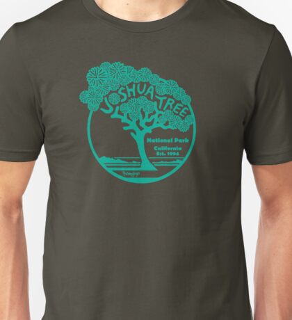 Joshua Tree National Park Unisex T-Shirt