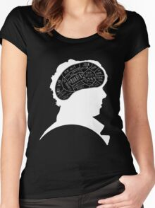 Mind Palace 2 Women's Fitted Scoop T-Shirt