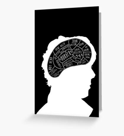 Mind Palace 2 Greeting Card
