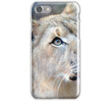 Lion Cub in Awe iPhone Case/Skin