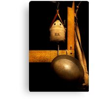 Army - Life in the military Canvas Print
