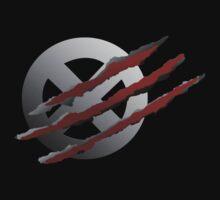 Wolverine Xmen shirt by jeice27