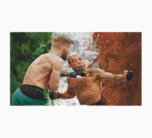 Conor McGregor Knockout Punch Jose Aldo UFC Fighter Baby Tee