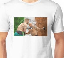 Conor McGregor Knockout Punch Jose Aldo UFC Fighter Unisex T-Shirt