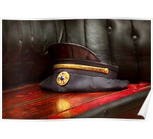 Firefighter - Hat - The ex chiefs hat Poster