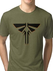 Firefly Logo ( The Last of Us ) Tri-blend T-Shirt