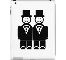 Gay Wedding iPad Case/Skin