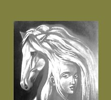 Black and White by SoniaGRIGO