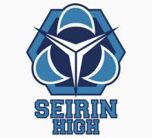 Seirin High School Logo One Piece - Long Sleeve
