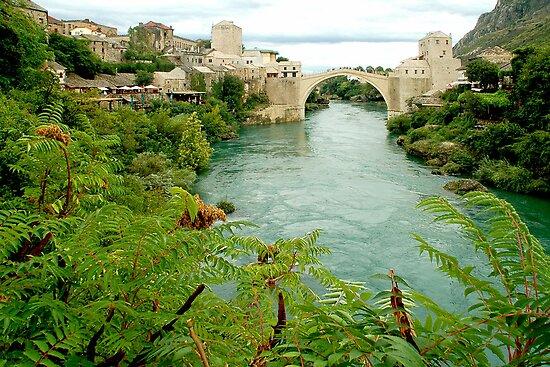 Stari Most by Arie Koene