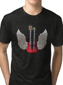 Rock Angel, T Shirts & Hoodies. ipad & iphone cases Tri-blend T-Shirt