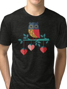 Owl Always Love You Tri-blend T-Shirt