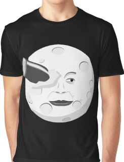 Georde Melies' A Trip to the Moon Graphic T-Shirt