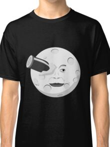 Georde Melies' A Trip to the Moon Classic T-Shirt