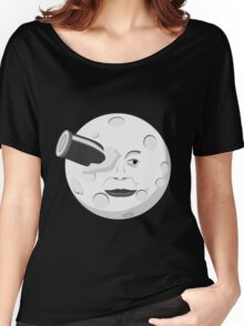 Georde Melies' A Trip to the Moon Women's Relaxed Fit T-Shirt