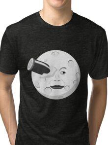 Georde Melies' A Trip to the Moon Tri-blend T-Shirt