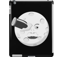 Georde Melies' A Trip to the Moon iPad Case/Skin