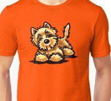 Wheaten Cairn Terrier Unisex T-Shirt