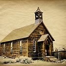 Old Boddie Church by philw