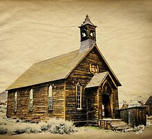 Old Boddie Church by philw