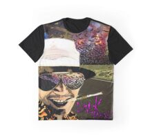 Fear and Loathing in Dark threads Graphic T-Shirt
