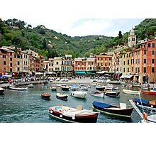 Portofino - Italy Photographic Print