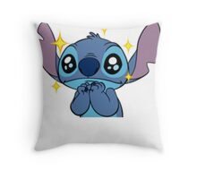 Magic Stitch Throw Pillow