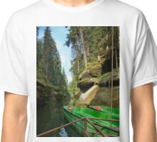 A path to joy Classic T-Shirt