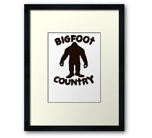 BF Country  Framed Print