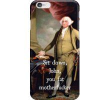 John Adams iPhone Case/Skin